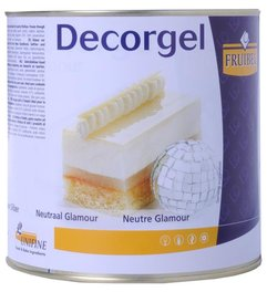 Decorgel Glamour Neutral Glaze FRUIBEL