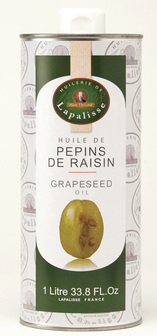 Grapeseed oil HUILERIES DE LAPALISSE