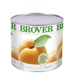Apricot Halves in light syrup BROVER