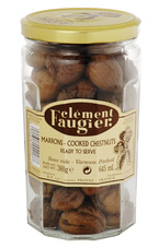 Whole cooked and peeled Chestnuts CLEMENT FAUGIER